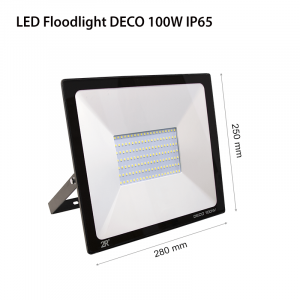 proiector led slim 100w10000lm ip65