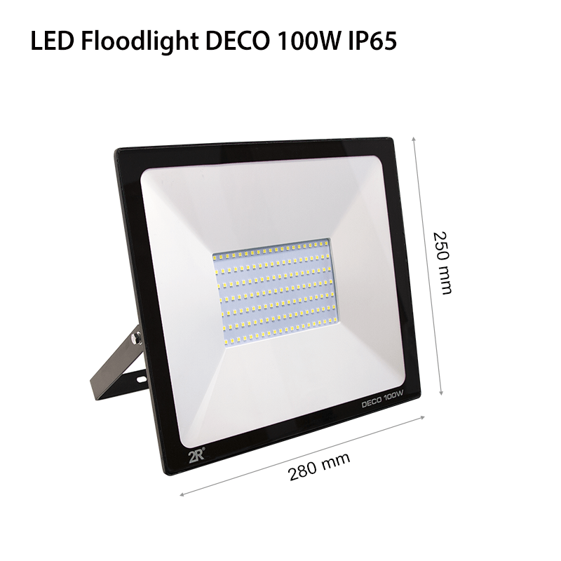 proiector led slim 100w10000lm ip65