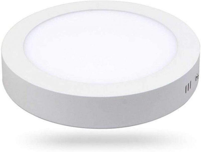 aplica led rotunda 24w