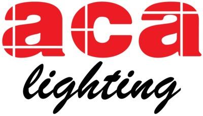 aca lighting logo
